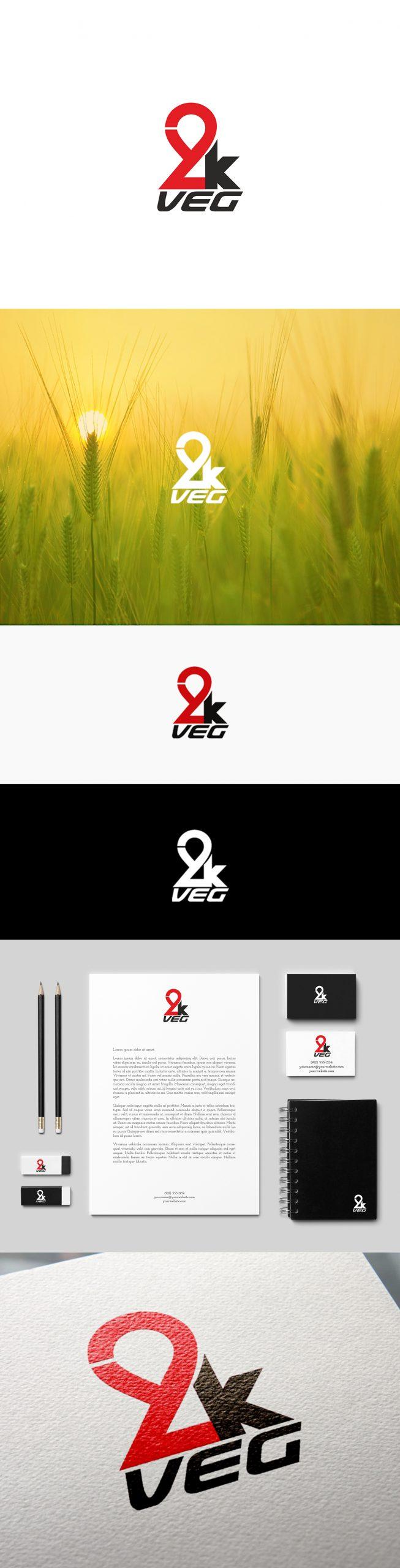 2kveg-logo tasarim